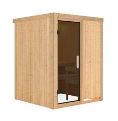 KARIBU fínska sauna KARIBU NORIN (75588)