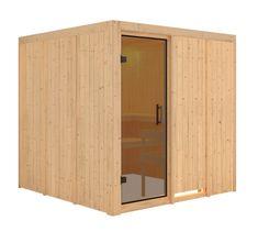 KARIBU fínska sauna KARIBU RODIN (75730)
