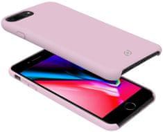 Celly Feeling kryt na iPhone 7 Plus/8 Plus FEELING801PK, růžový