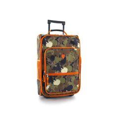 Heys Dětský textilní kabinový kufr Fashion Camo 20 l