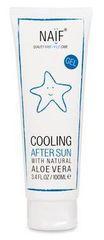 NAIF Chladivý gel po opalování pro děti a miminka 100ml