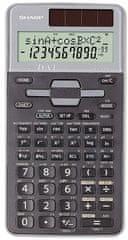 Sharp kalkulator szkolny EL531TGGY, szary (SH-EL531TGGY)