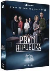Česká kovárna První republika II. řada, DVD, TV seriál