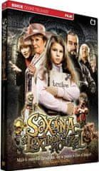 Česká kovárna Saxana a Lexikon kouzel, DVD