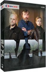 Česká kovárna Rapl, DVD Tv seriál