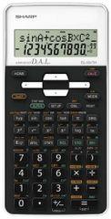 Sharp kalkulator szkolny EL531TGWH, biały (SH-EL531TGWH)