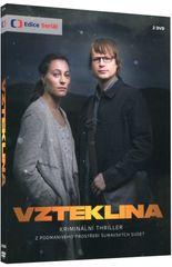 Česká kovárna Vzteklina, DVD ( TV seriál)
