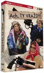 Česká kovárna Ach, ty vraždy! TV seriál