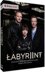 Česká kovárna Labyrint II., DVD Tv seriál