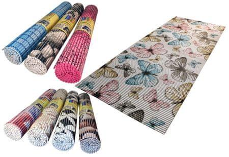 Lifetime Clean tepih za kupaonicu i kuhinju, pjenasti, 150 x 65 cm