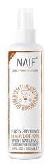 NAIF Hair Lotion pro výživu vlasů a snadné rozčesávání 150ml