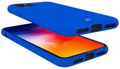 Celly Feeling kryt na iPhone 11 FEELING1001BL, modrý
