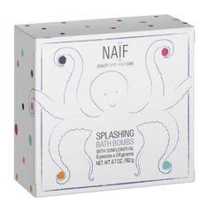 NAIF Bomby do koupele 8ks
