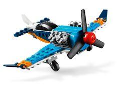 LEGO Creator 31099 4 Creator 31099 Vrtuľové lietadlo
