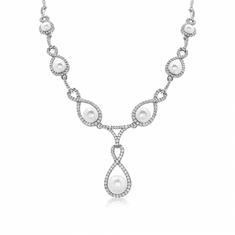 Sofia perlový náhrdelník