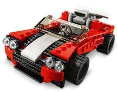 LEGO Creator 31100 Sportkocsi