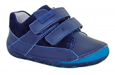 Protetika chlapčenské topánky NED DENIM, 23, modré