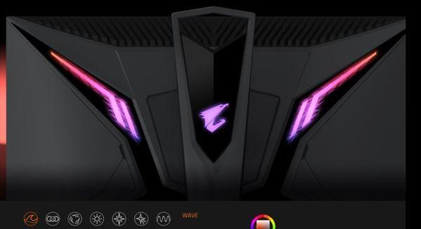 herní monitor gigabyte Aorus FI27Q (AORUS FI27Q-EK) dokonalý pozorovací úhel hdr vysoký dynamický rozsah černý ekvalizér 1 ms doba odezvy elegantní design zakřivení dokonalá barevnost i pro hry s vysokým tempem poblikávání led diod