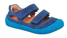 Protetika chlapčenské topánky BERG navy