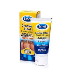 Scholl Sarokápoló krém repedezett bőrfelület ápolásásra keratinnal 60 ml