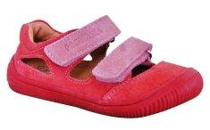 Protetika dievčenské topánky BERG koral