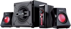Genius zestaw głośników gamingowych GX Gaming SW-G 2.1 1250 (31730019400)