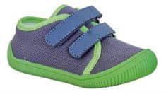 Protetika chlapčenské barefoot topánky ALIX grey