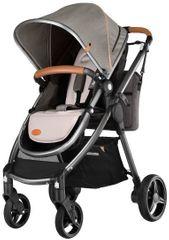 Lionelo otroški voziček Lionelo Greet 2v1 Beige, bež