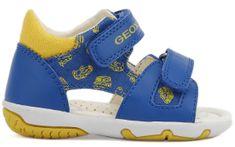 Geox sandały chłopięce ELBA B02L8A_01054_C0335