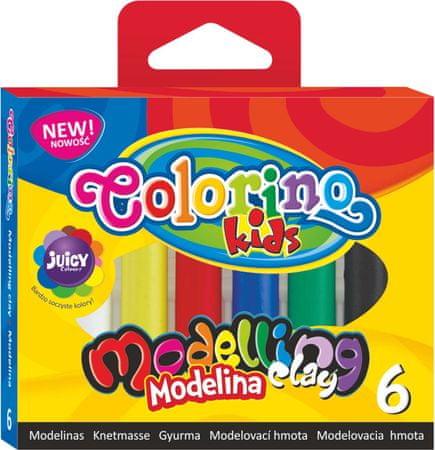 Colorina modelirna masa barvna BL.6/1 42734PTR