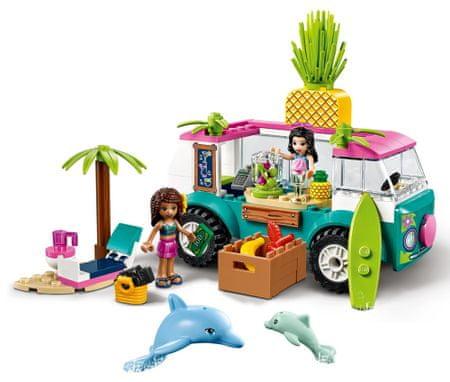 LEGO Friends 41397 Mozgó dzsúsz bár