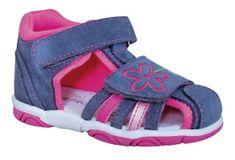 Protetika dívčí boty SANDRA grey