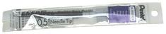 Pentel vložek LRN5 za gel pisalo BLN75, 0.5mm, moder