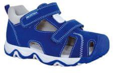 Protetika chlapčenské sandále SPARKY blue