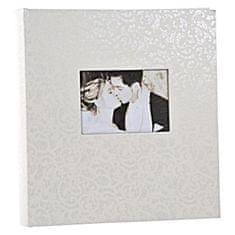Goldbuch W ROMEO fotoalbum WHITE P100st. 30x31