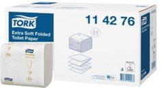 Tork Toaletní papír skládaný TORK PREMIUM Soft 2vrstvy T3 - 1krt