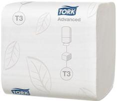 Tork Toaletní papír skládaný TORK ADVANCED 2vrstvy T3 - 1krt