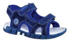Protetika chlapčenské sandále SEDRIK navy