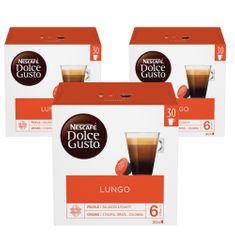 NESCAFÉ DOLCE GUSTO CAFFE LUNGO 3balenie XXL