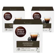 NESCAFÉ Dolce Gusto Espresso Intenso kava 112g (16 kapsul), trojno pakiranje