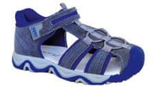 Protetika sandały chłopięce RALF grey