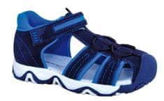 Protetika chlapecké sandály RALF navy
