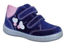 Protetika dievčenská celoročná obuv RORY navy