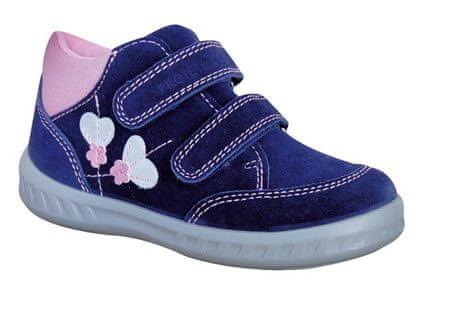 Protetika lány egész éves cipő RORY navy 34 kék
