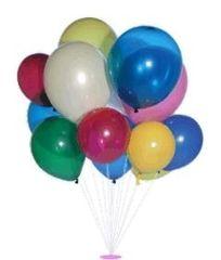 Globos Balónky směs - zvířátka, color, kulaté