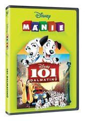 Popron 101 Dalmatinů DE - Disney mánie, DVD
