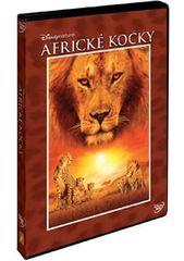 Popron Africké kočky: Království odvahy