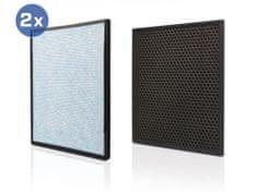 Clean Air Optima Filtrset (2x HEPA + 2x uhlík) pro CA-510 Pro