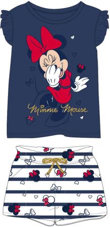 Disney lány szett Minnie, 104, kék