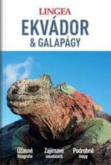 autor neuvedený: Ekvádor a Galapágy - velký průvodce